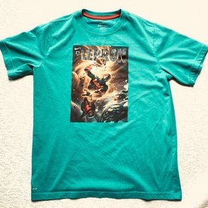 Nike Dri Fit LeBron James Dark Horse Comic Shirt